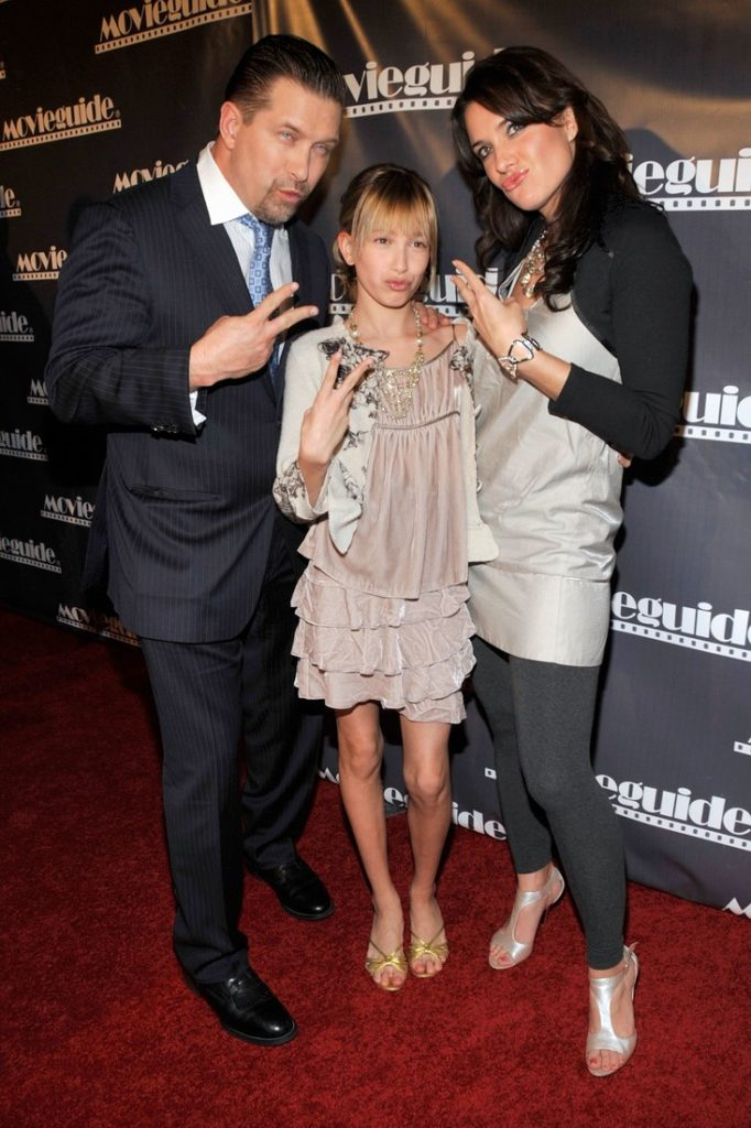 2009_Hailey on the red carpet at 12 years old