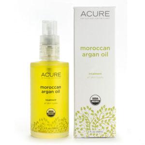 Acure The Essentials Moroccan Argan Oil | 100% Vegan | Versatile - For Any Skin & Hair Care Regimen...