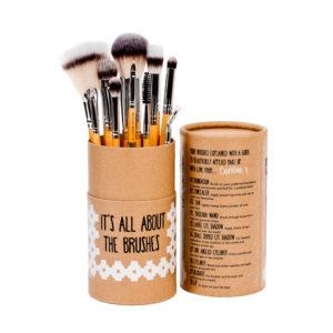 Morphe x James Charles Eye Brush Set - Curated Set of 13 Full-Sized Eye Brushes for Creating...