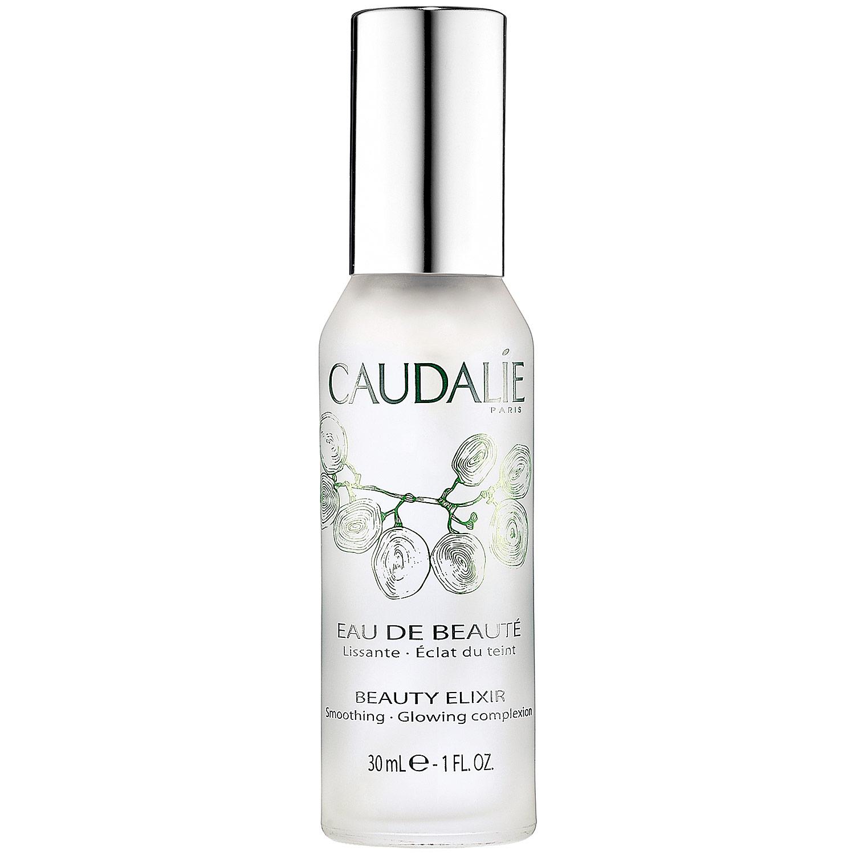 Caudalie Beauty Elixir Face Mist: Toner that Tightens Pores + Reduces Dullness + Sets Makeup -...