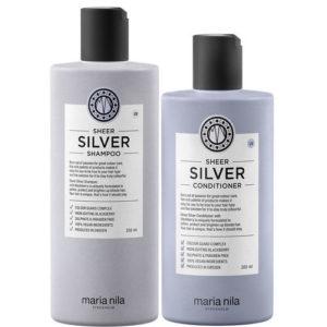 Maria Nila Sheer Silver Shampoo -350mls by Maria Nila