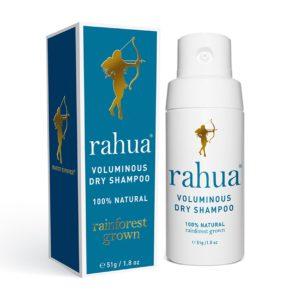 Rahua Voluminous Dry Shampoo, 1.8 Fl Oz, Voluminous Long-lasting Dry Shampoo Spray for Clean,...
