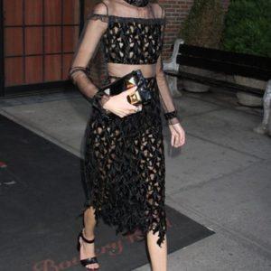 Alexa Chung at Met Gala 3