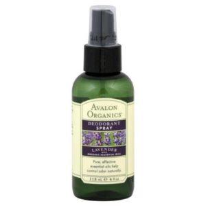 Avalon Organics Deodorant