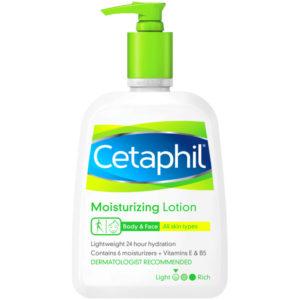 Cetaphil Moisturizing Lotion | 20 Fl Oz | Instant & Long Lasting 24 Hour Hydrating Moisturizer for...