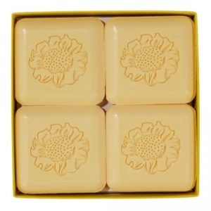 Solros-Tval Swedish Dream Sunflower Facial Soap
