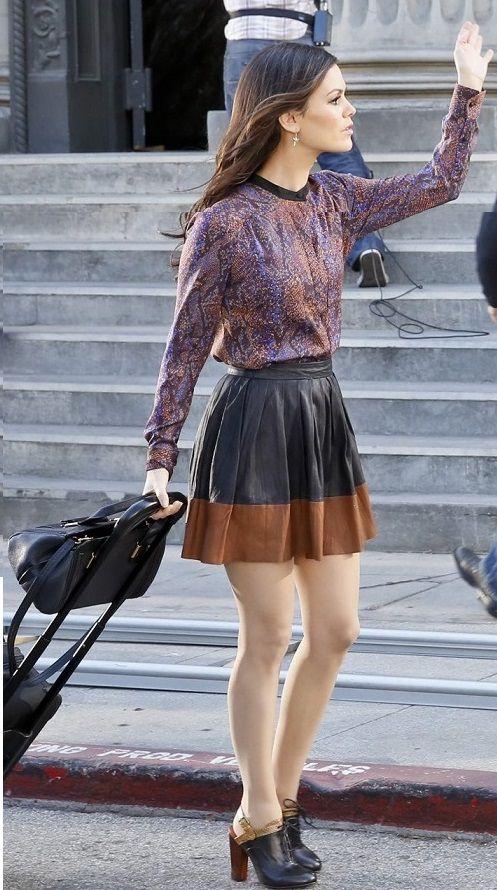 Rachel Bilson skirt style (1)