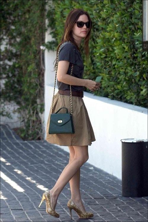 Rachel Bilson skirt style (2)