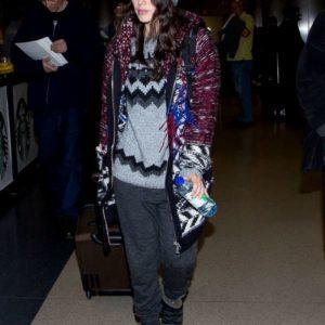 Rachel Bilson airport style 6