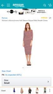 Amazon Online Shopping for petite women