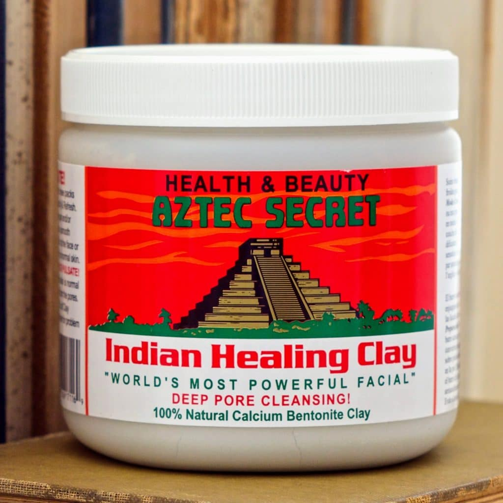 In Expensive Best Beauty Gift: Aztec Secret Indian Healing Body and Face Mask