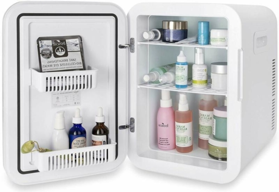Mini Skincare Fridge