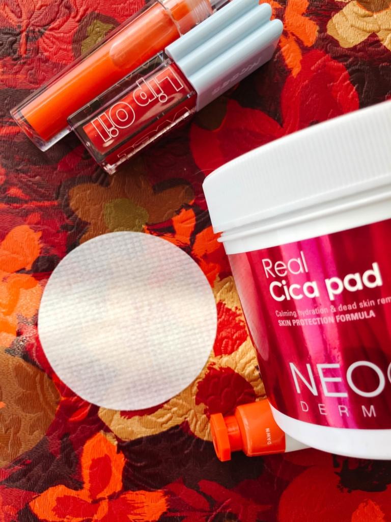 Neogen peeling pads for reactive skin