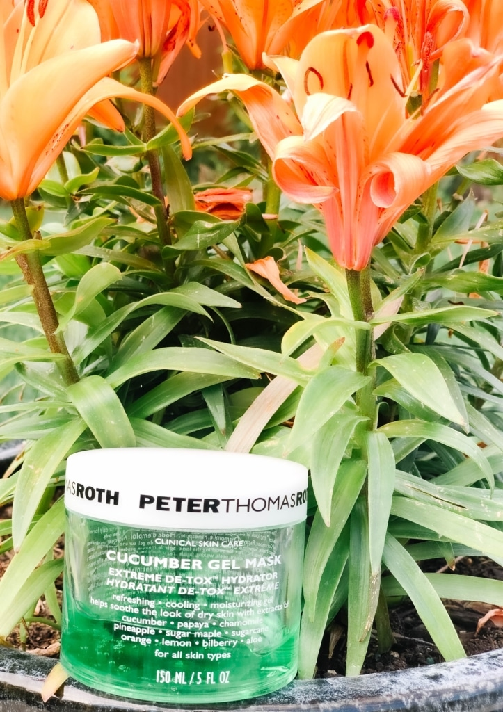 Peter Thoma Roth gel mask