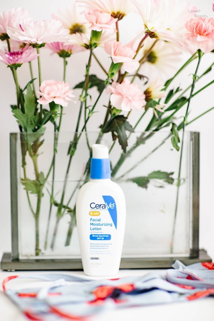 Cerave Facial Moisturizing Lotion with Sunscreen for sensitive skin