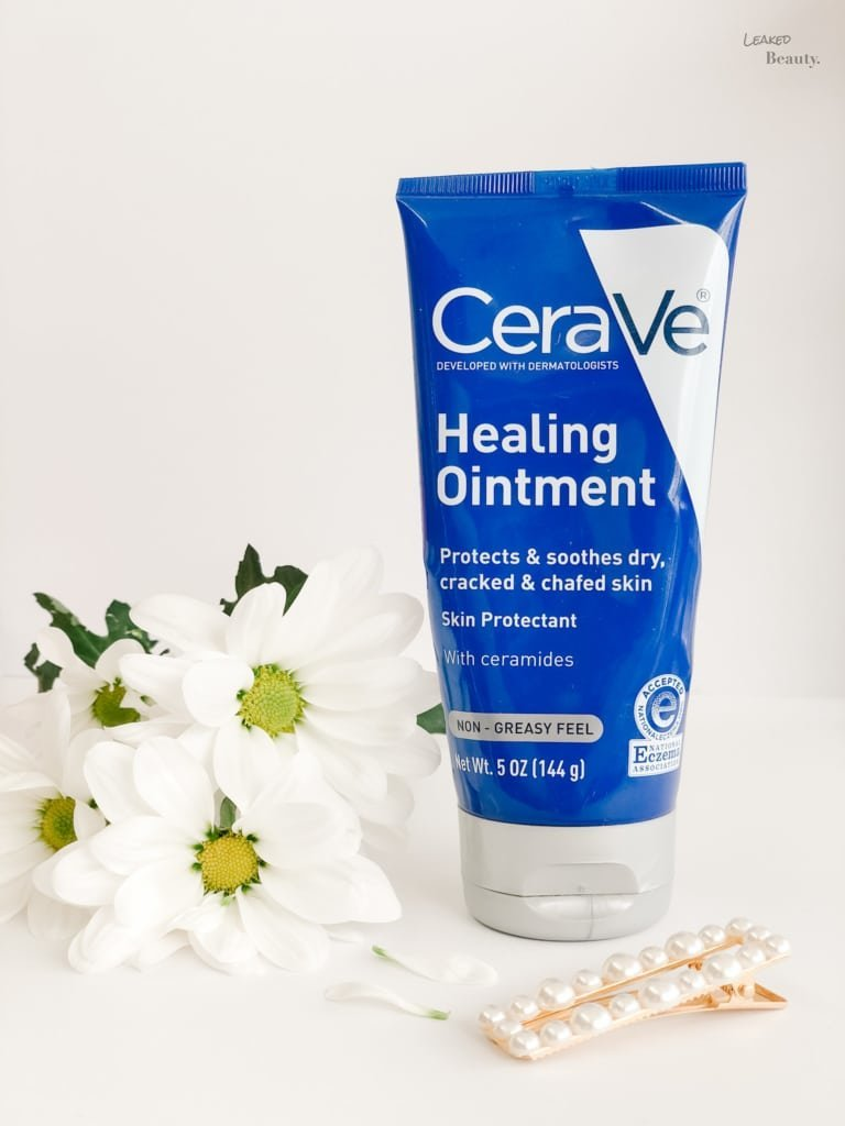 Cerave Healing Ointment for dry skin that is sensitive