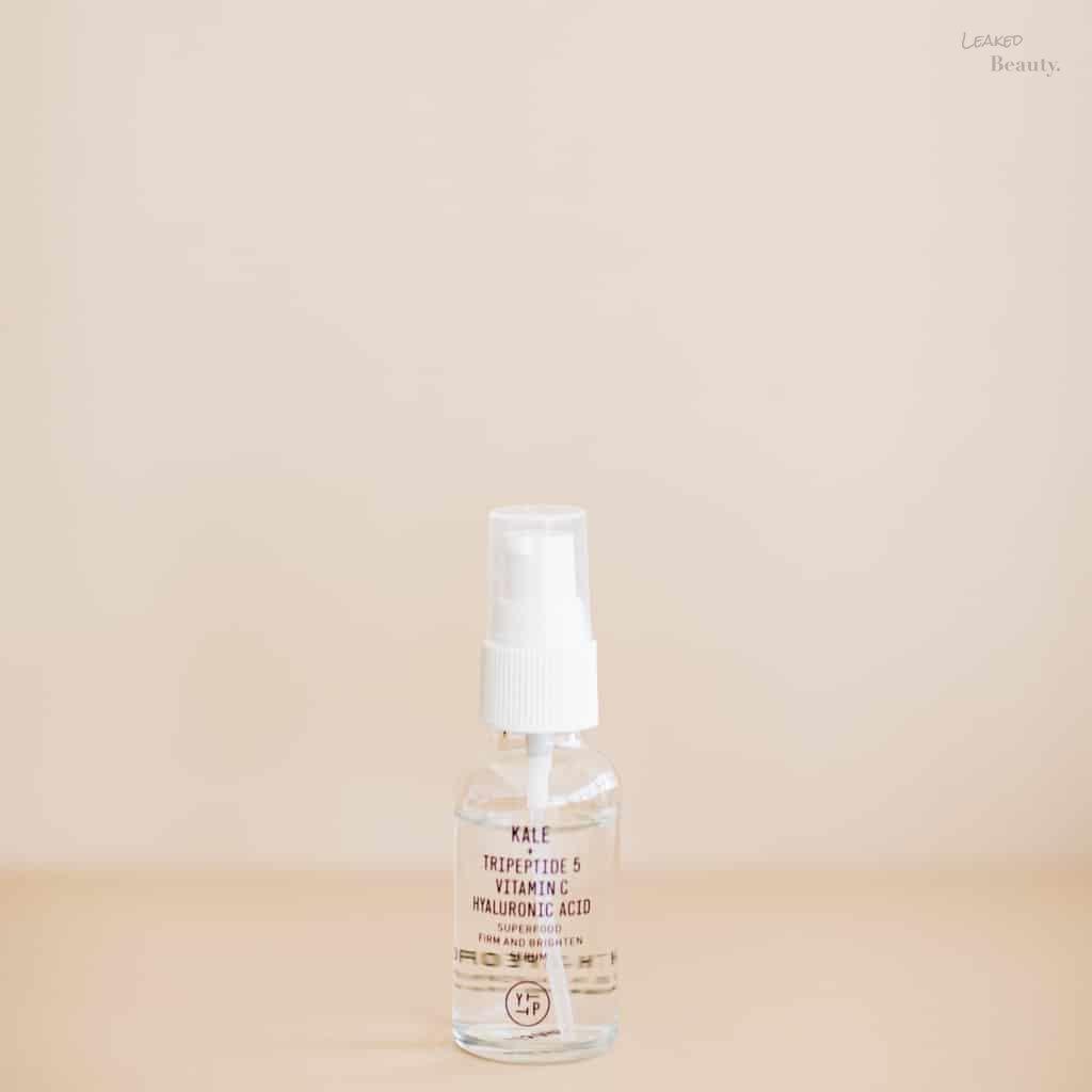 Vitamin C fungal acne serum